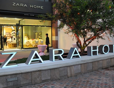 Zara Home responds satisfactorily to María Eugenia