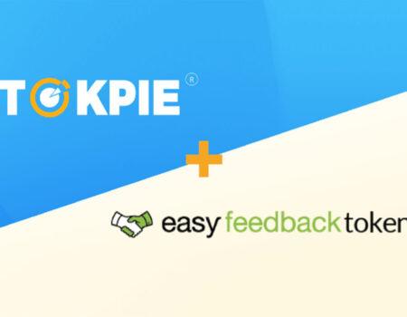 Easy Feedback se asocia con Tokpie Exchange