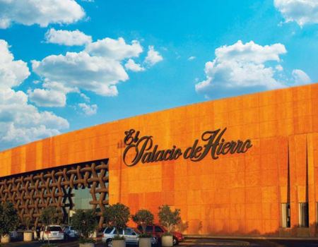 Palacio de Hierro responds to its customers…