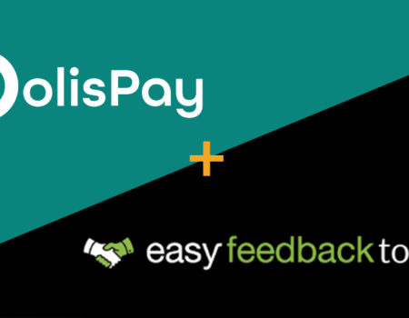 EasyFeedback Token closes a strategic alliance with PolisPay