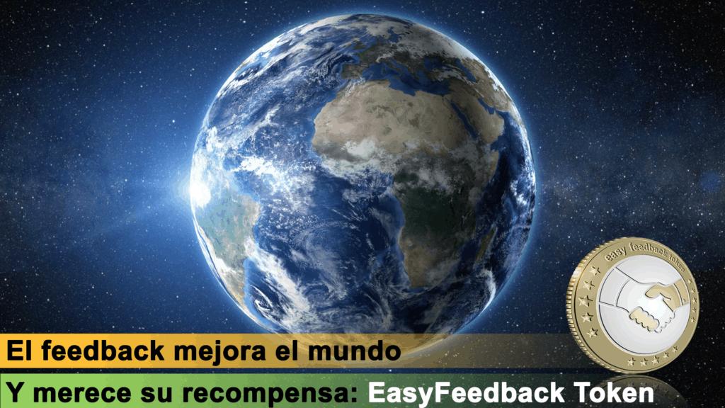 EasyFeedback Token EASYF La Recompensa del Feedback