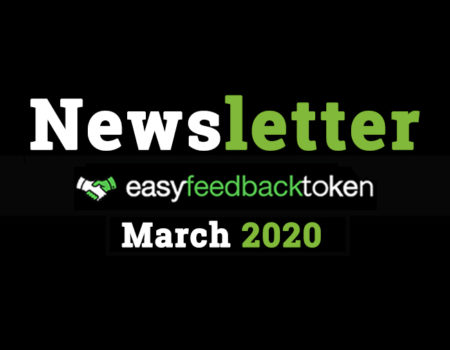 Newsletter March 2020