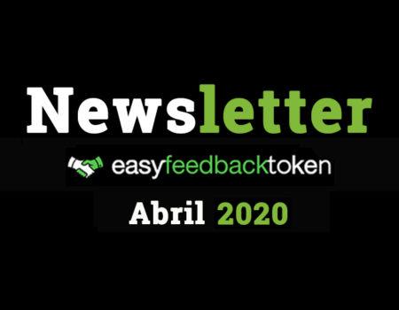 Newsletter Abril 2020