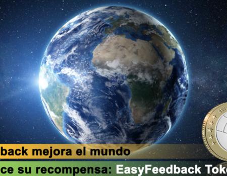 Misión y valores de EasyFeedback Token