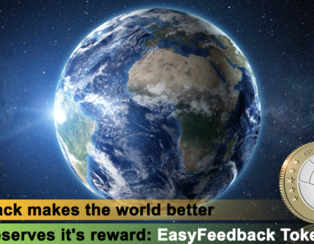 Mission and values of EasyFeedback Token